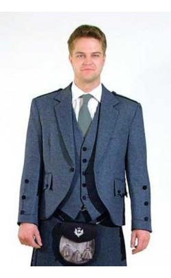 Made to Measure Braemar Tweed Jacket