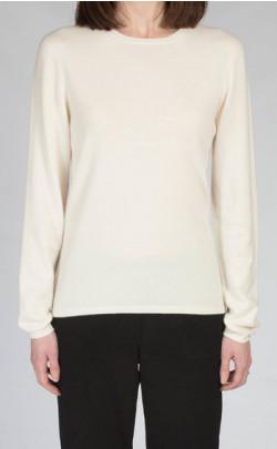 Luxury Scottish Cashmere Sweater, Crew Neck