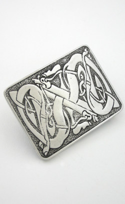 Celtic Dog Buckle