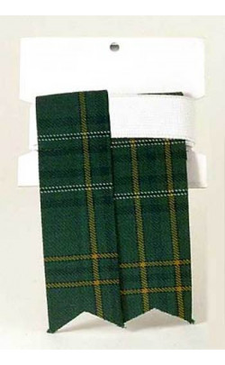 Kilt Flashes & Garter Ties