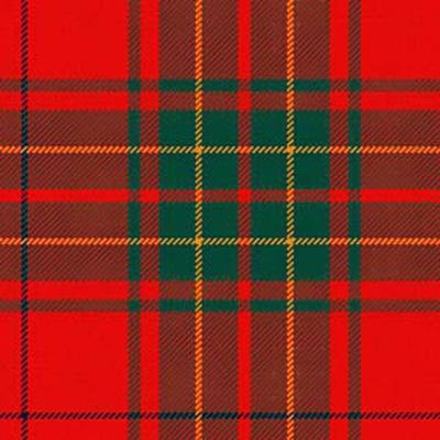 Tartan Tuesdays - Clan Burnett