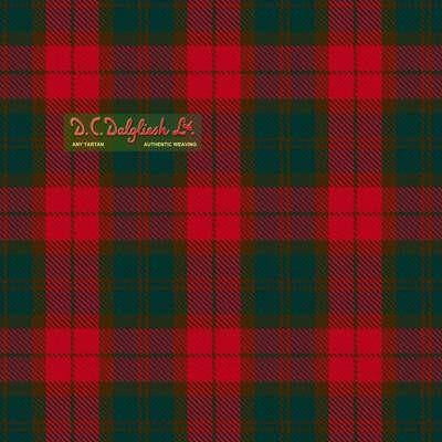 Tartan Tuesdays - Clan Dewar